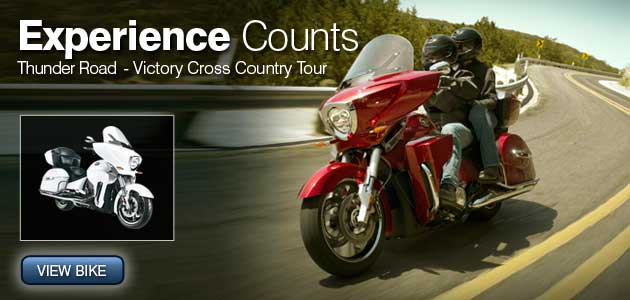 Victory Cross Country Tour